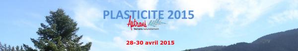 Plasticité 2015 à Autrans